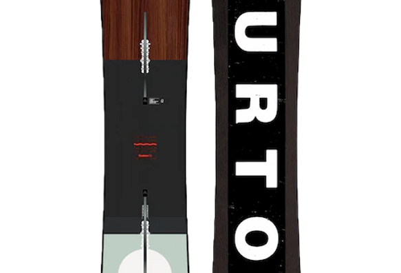 BURTON Custom 156cm 18/19