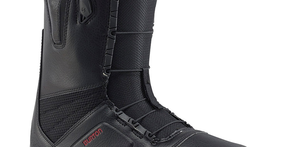 burton boots ruler speed zone black men