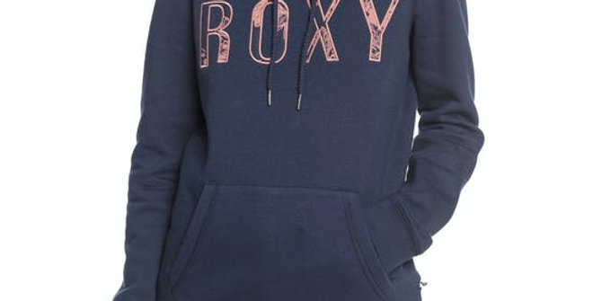 Roxy right on time hoody blue