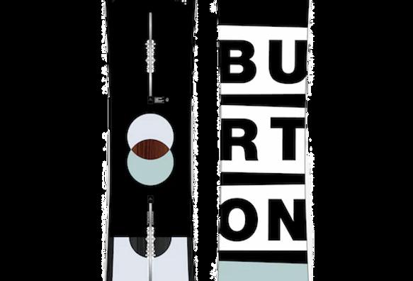 BURTON Custom 158W 19/20