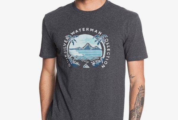 Quiksilver Breakfastset T-Shirt