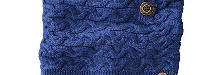 Roxy Alta Collar Medium Blue