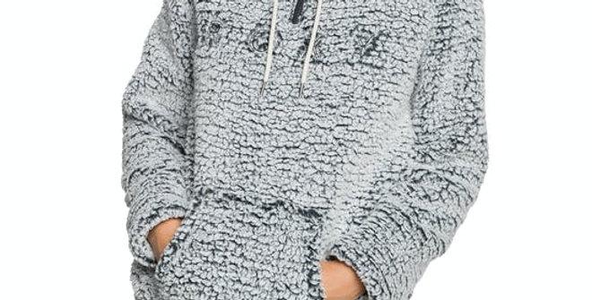 Roxypluma sherpa fleece grey