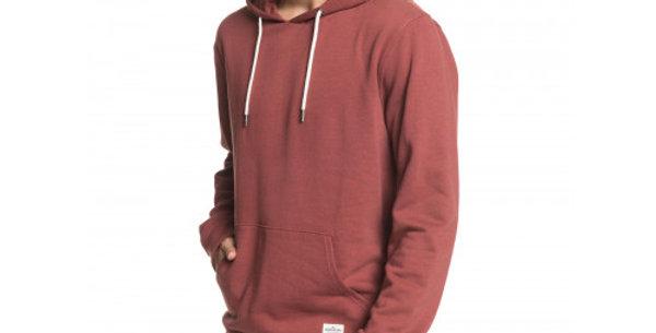 Quiksilver Essential Hoodie Brick Red