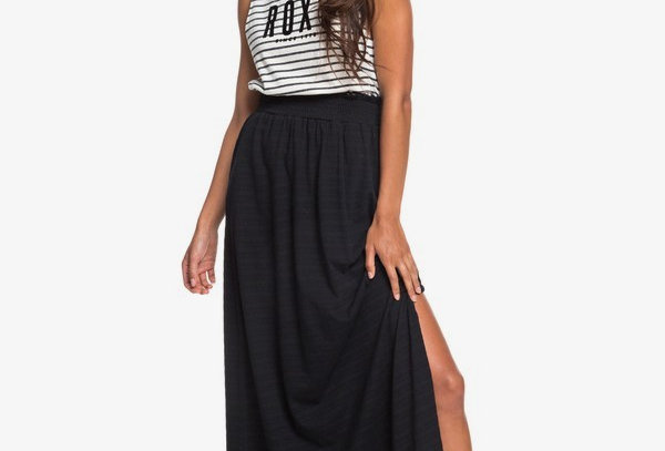 Roxy new afternoon black skirt