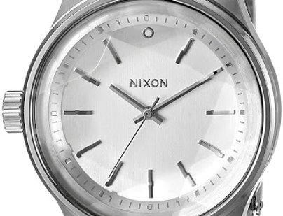Nixon Facet 38 watch All silver
