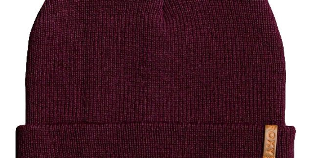 Roxy TB Beanie Grape Wine