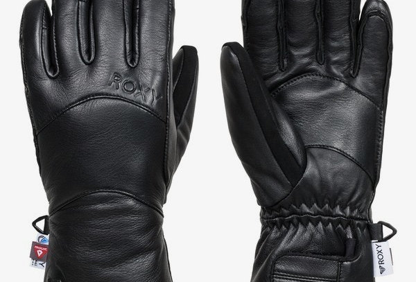 Roxy Wildlove Glove Women Black