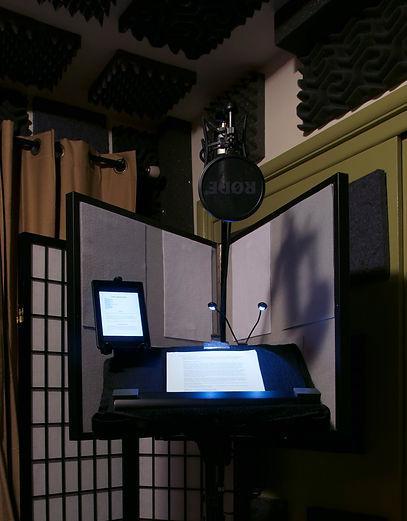 Main Studio Vox Humana Studios, LA