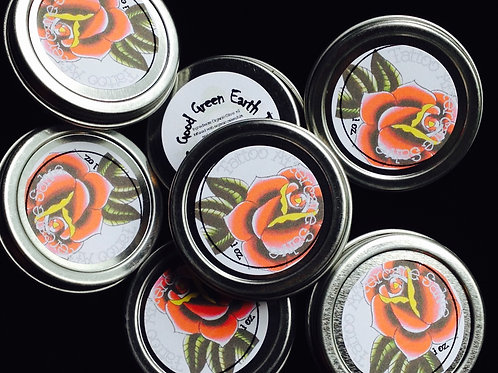 Good Green Earth Tattoo Aftercare Salve