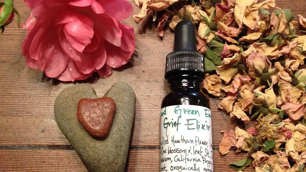 Good Green Earth Grief Elixir