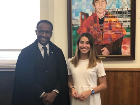 Presidente da AAUL nomeia estudante Inês Fevereiro para o Senado da Universidade de Lisboa