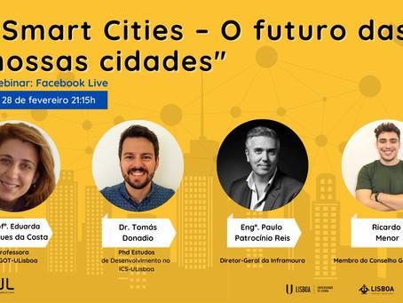Smart Cities – O futuro das nossas cidades