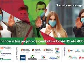 Transforma Portugal. Ajudar os estudantes a fazer a diferença na Universidade de Lisboa com a AAUL