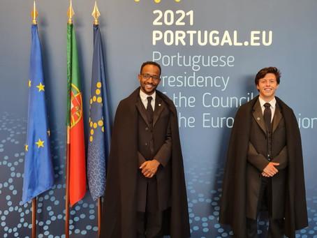 AAUL defende junto da Vice-Presidente da Comissão Europeia ensino presencial