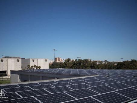 AAUL envia Relatório-Análise sobre os painéis fotovoltaicos existentes no edificado da ULisboa