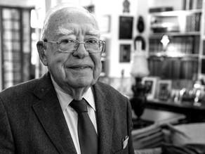Nota de pesar | Professor Doutor Pedro Soares Martinez (1925-2021)