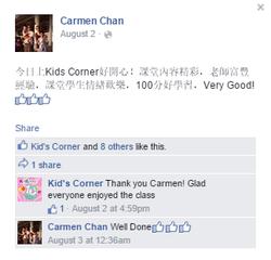 Carmen Chan
