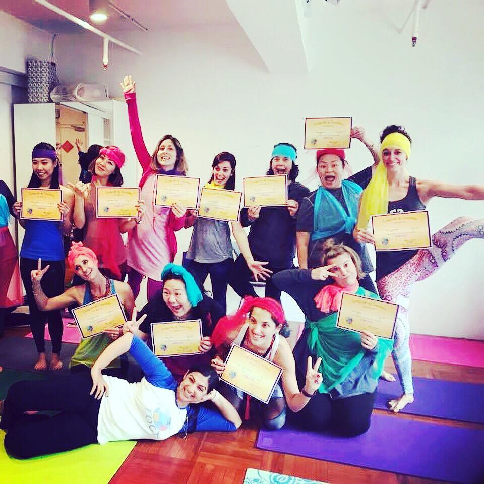 KAY Yoga Teacher Training