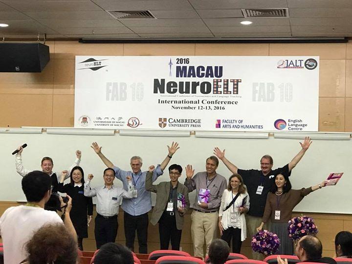 Macau NeuroELT 2016