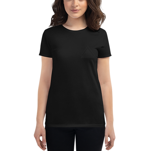 Motoe Haus - Embroidered Women's short sleeve t-shirt