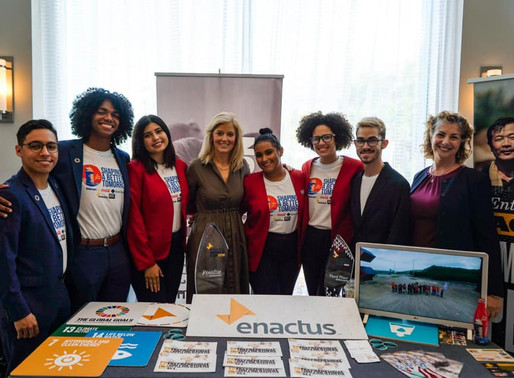 "Enactus Puerto Rico participa en el ""2019 Coca Cola Global Meeting"""