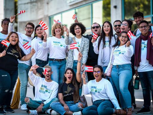 Digna Representación de Puerto Rico en Enactus World Cup 2019
