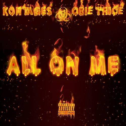 All On Me feat. Obie Trice - Single (Digital Download)