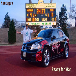 Ready For War - Single