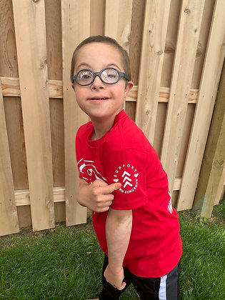 Support Down Syndrome T- Shirt