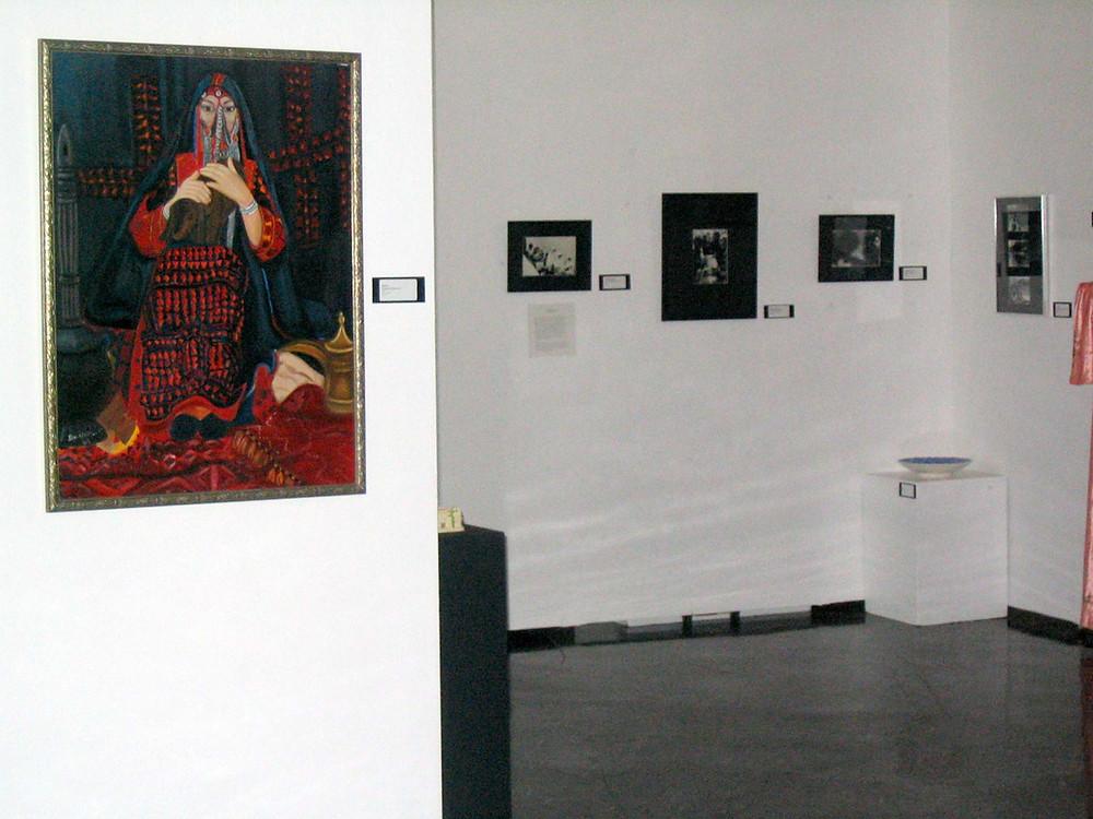 Exhibit, Community Folk Art Center, Syracuse NY (2009)