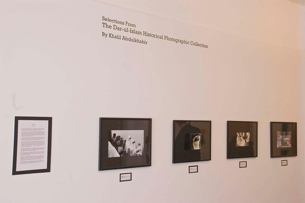 Exhibit, Syracuse University (2009)