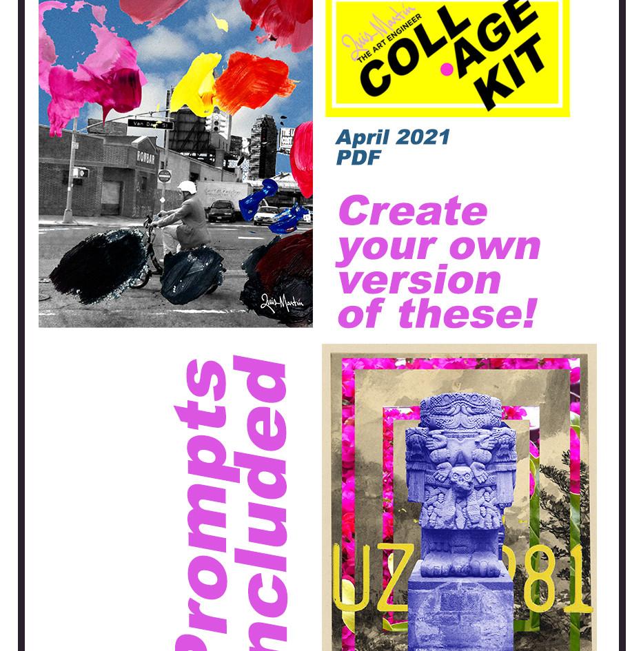 April's PDF Prompts