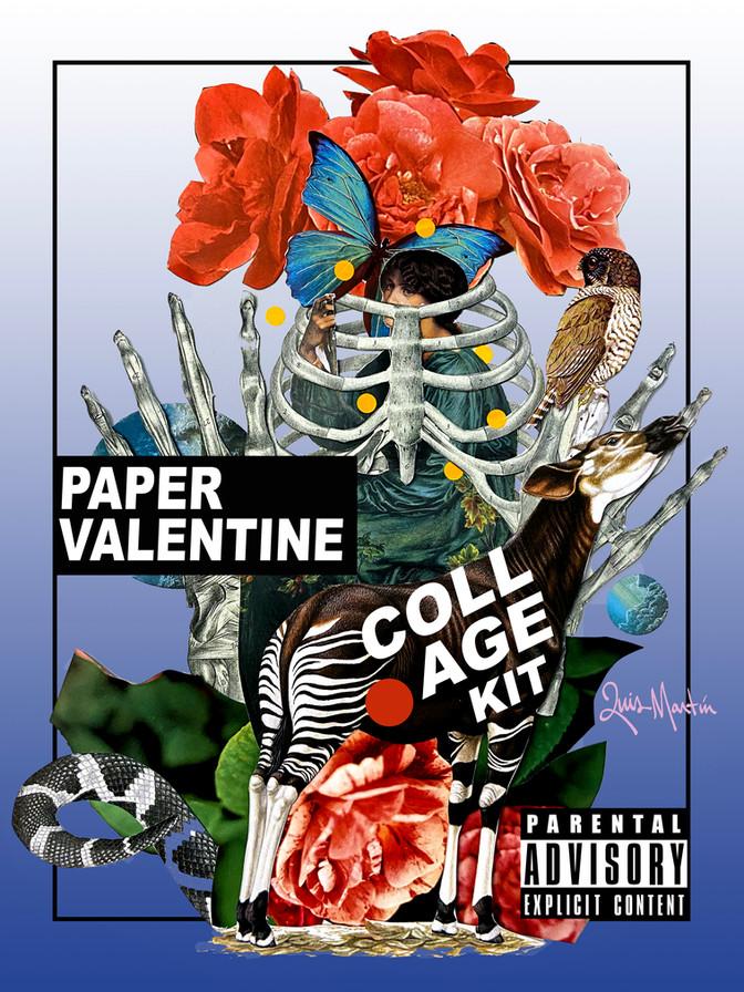 Paper Valentine!