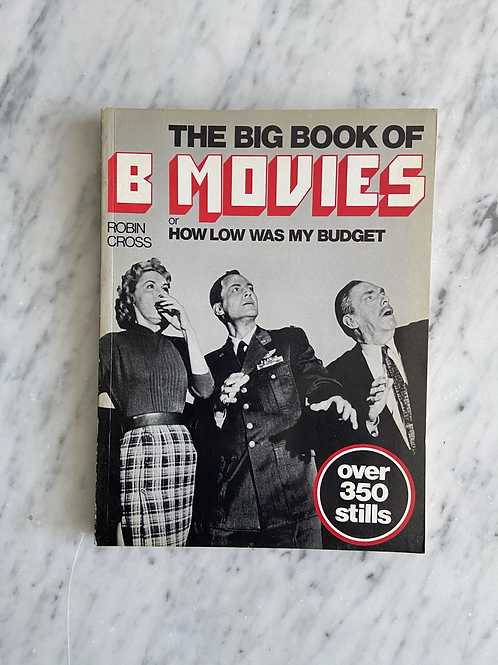 The Big Book of B Movie