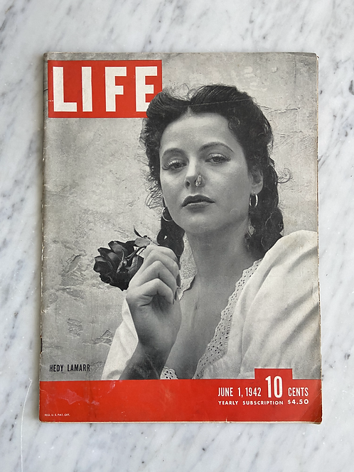 Life Magazine Vol.12 No.22