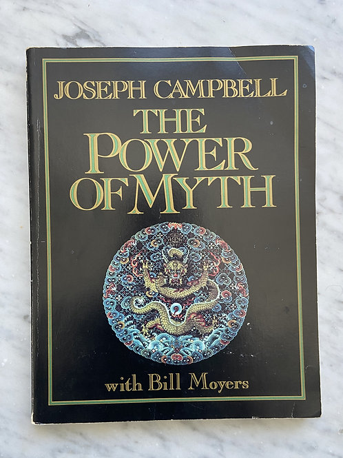 The Power of Myth (Illustrated)