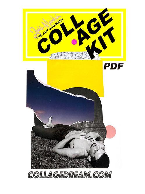 Digital Collage Kit