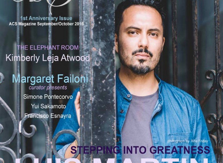 Cover Story: Stepping Into Greatness