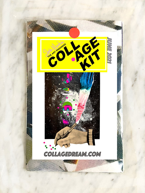 Collage Kit Subscription
