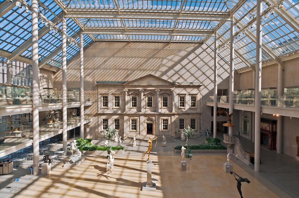 The Charles Engelhard Court,