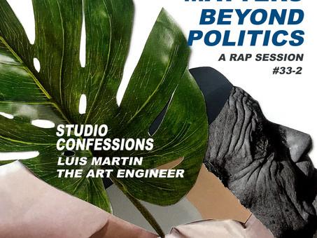 Matters Beyond Politics: A Rap Session