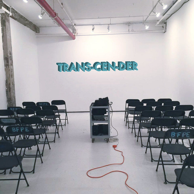 Talk at TRANS-CEN-DER