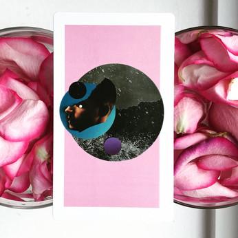 """Ecounter"" Card close up"