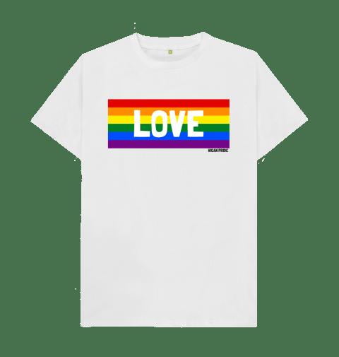 Wigan Pride Love T-Shirt