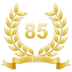 85 Jahre Firmenjubiläum
