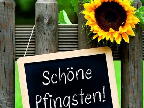 Pfingsten / Pentecost