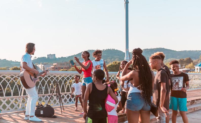 Singing for the Children