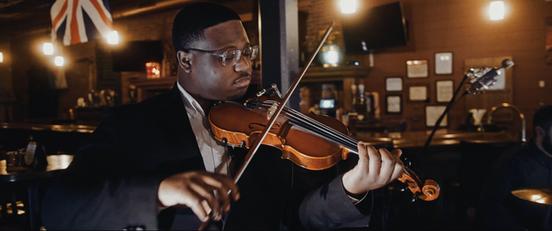 Eric & Violin