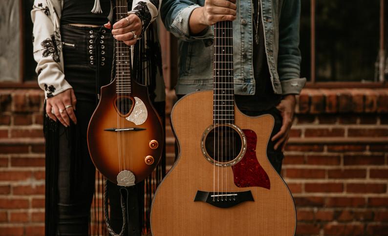 Mandolin + Guitar